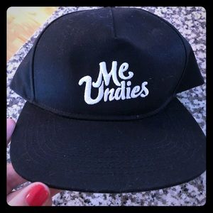 Other - Me Undies Hat. Used, excellent condition